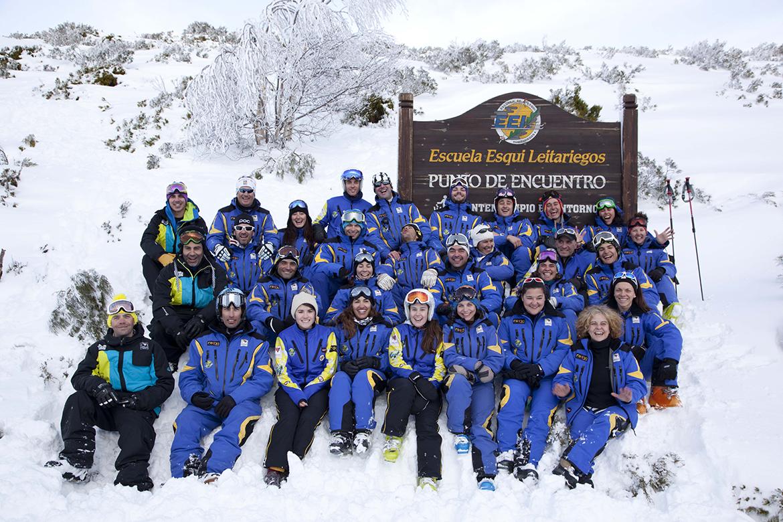 Escuela de Esqui