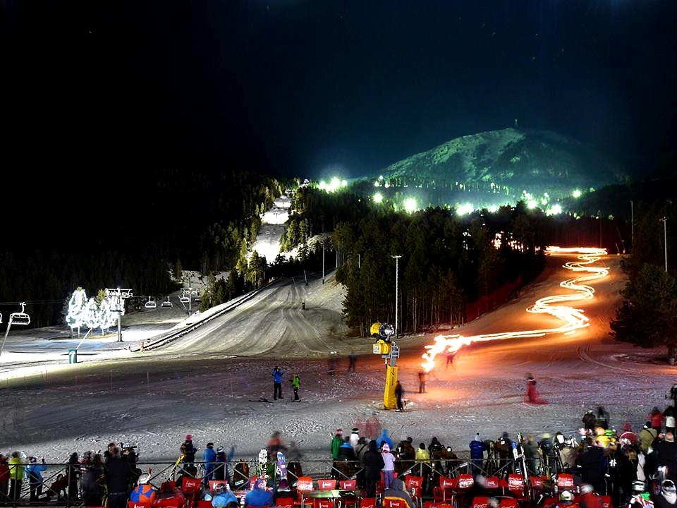 Esquí Nocturno
