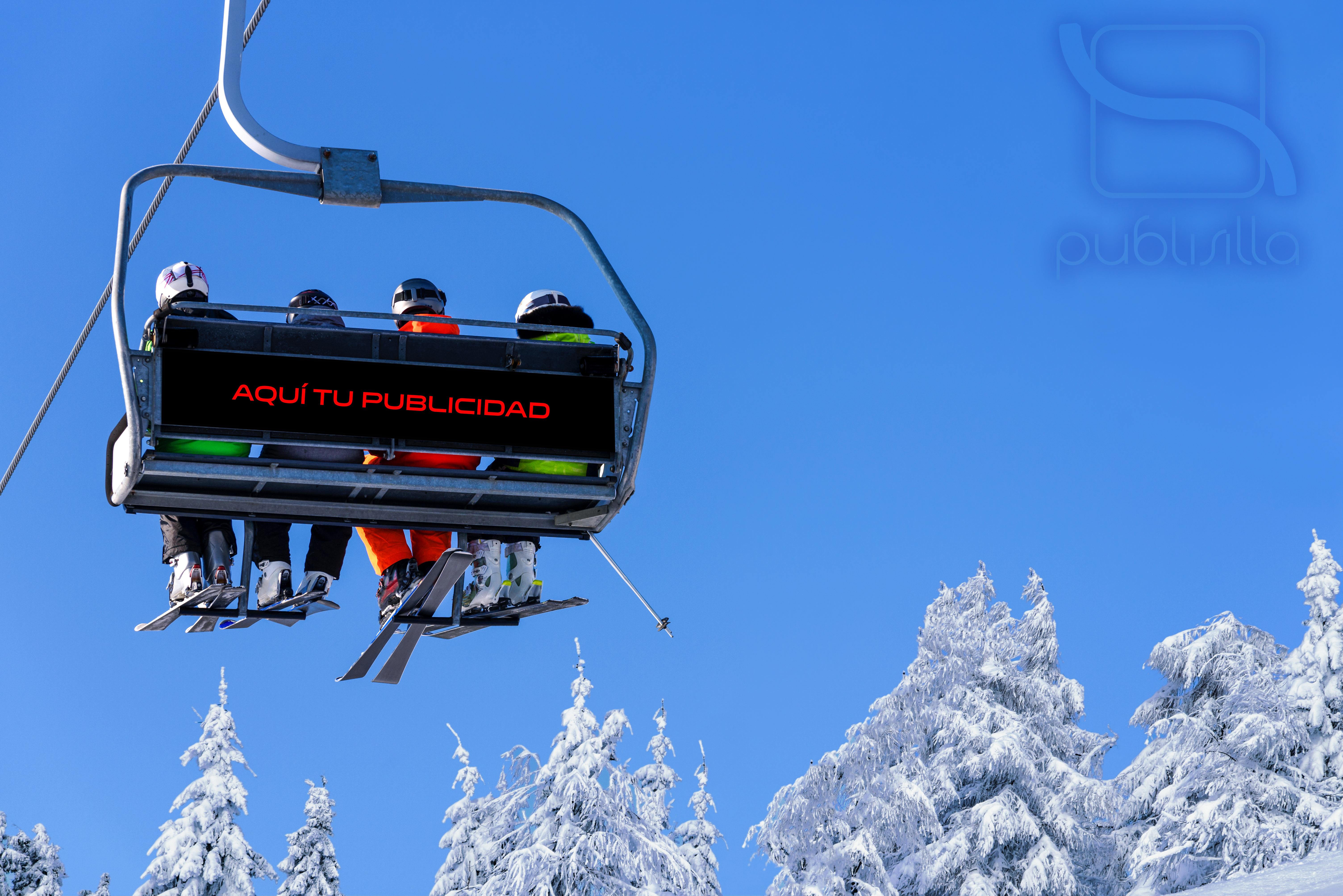 ski-chairlift